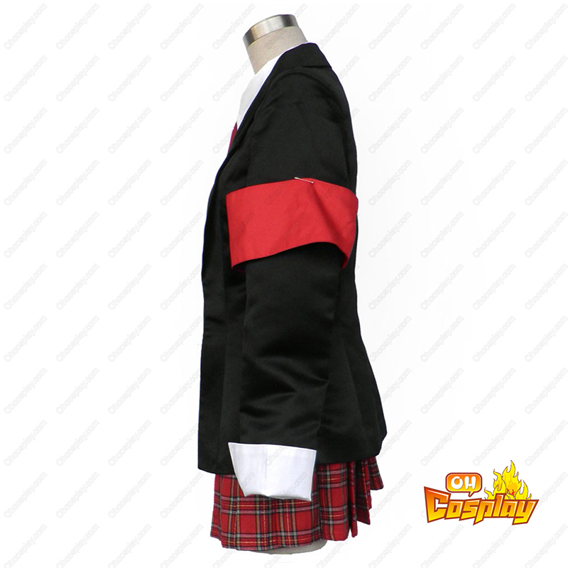Shugo Chara Female School Uniform 2ND Cosplay Costumes