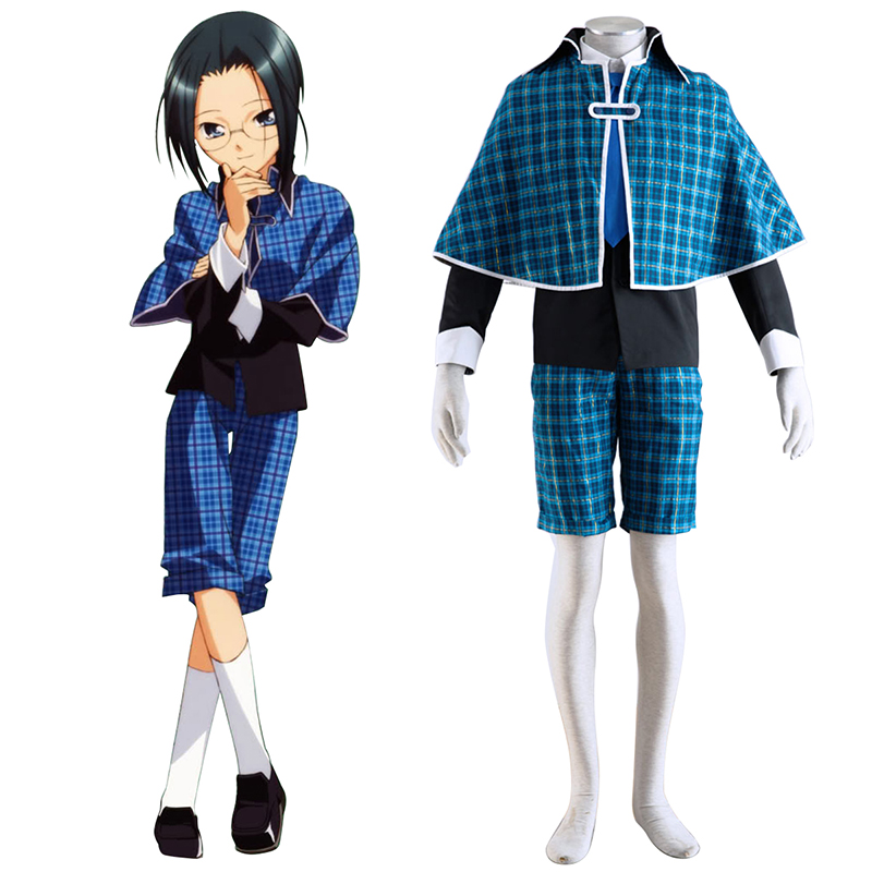 Shugo Chara Sanjou Kairi 1 Cosplay Kostym