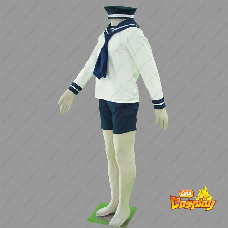 Axis Powers Hetalia North Italy Feliciano Vargas 1 Sailor Traje Cosplay