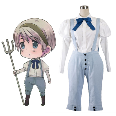 Axis Powers Hetalia Ukraine 1ST Cosplay Costumes