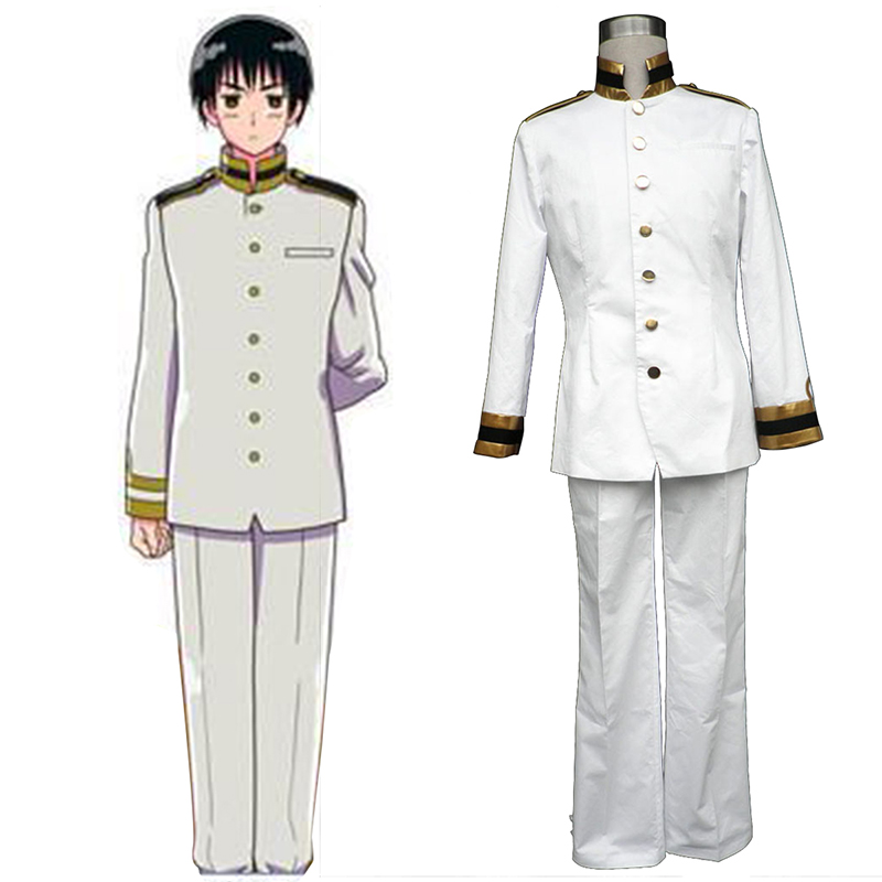 Axis Powers Hetalia Japan Honda Kiku 1 Κοστούμια cosplay