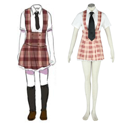 Axis Powers Hetalia Summer Female Uniform 2ND Cosplay Costumes