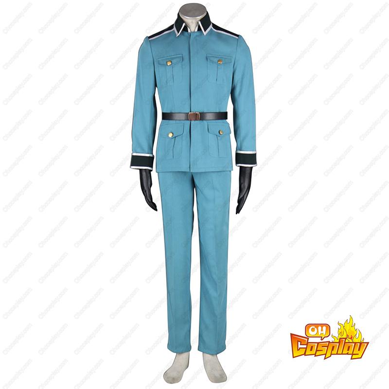 Axis powers ヘタリア Germany 1 Military ユニフォーム コスプレ衣装
