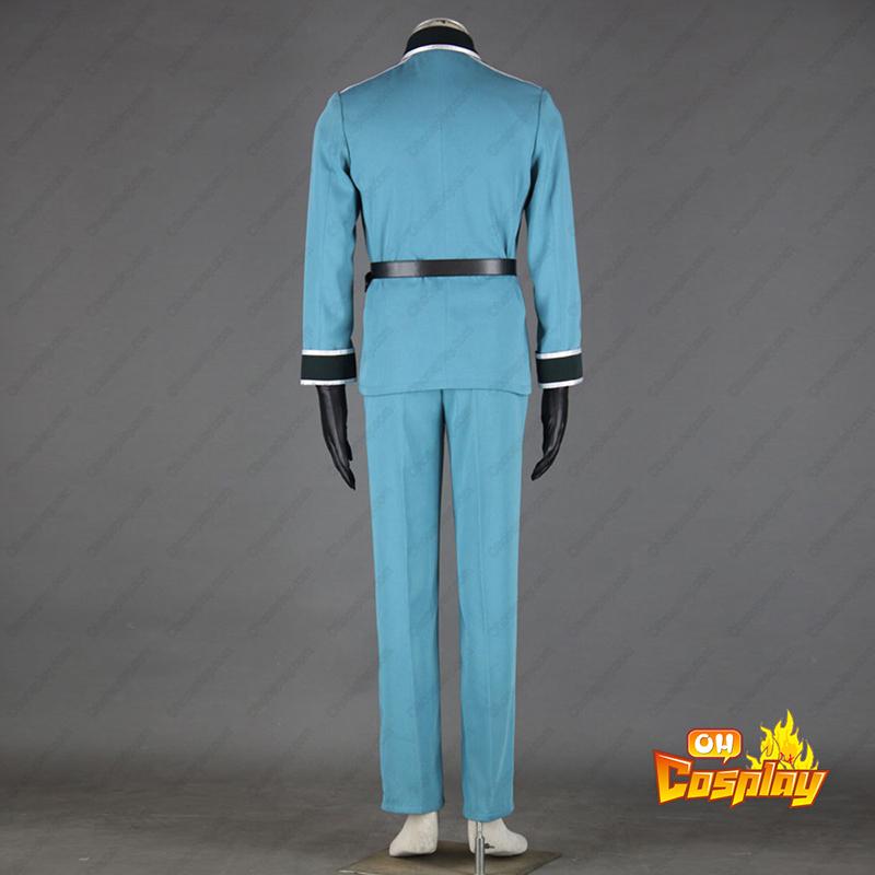 Axis Powers Hetalia Germany 1 Military Uniform Traje Cosplay