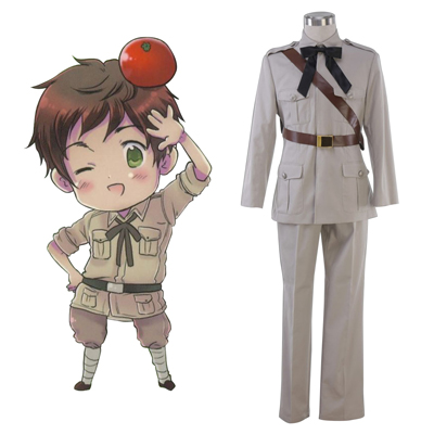 Axis Powers Hetalia Spain Antonio Fernandez Carriedo 1 תחפושות קוספליי