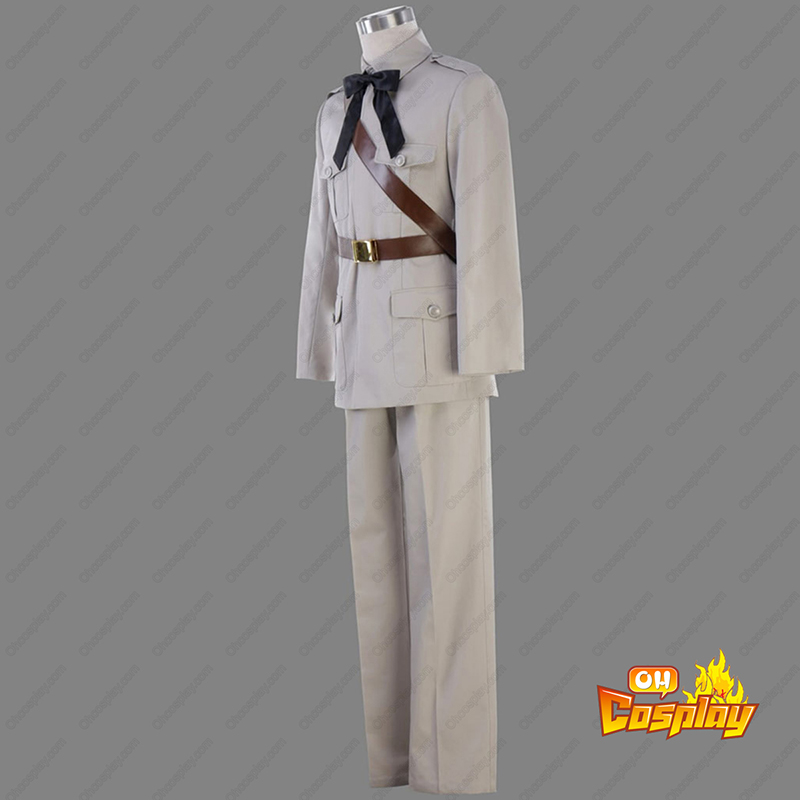 Axis Powers Hetalia Spain Antonio Fernandez Carriedo 1 Traje Cosplay