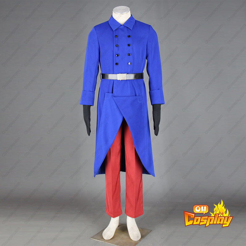 Axis Powers Hetalia France Francis Bonnefeuille 1 Traje Cosplay