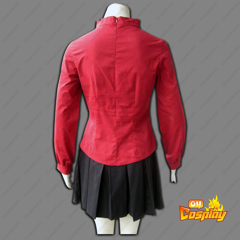 The Holy Grail War Tohsaka Rin 1 Cosplay Kostymer