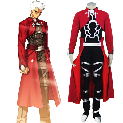 The Holy Grail War Archer Cosplay Kostym