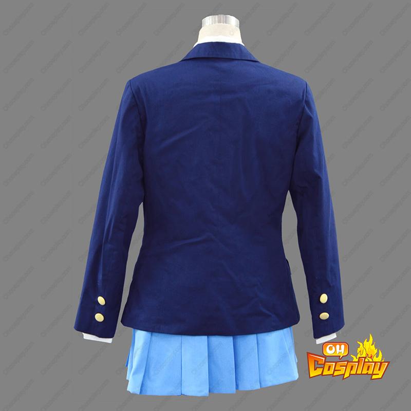 K-ON! Kotobuki Tsumugi 2 Cosplay Kostymer