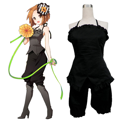 Déguisement Costume Carnaval Cosplay K-ON! Tainaka Ritsu 1