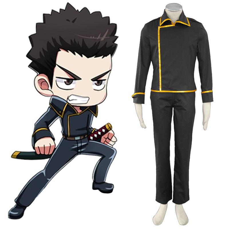 Gin Tama Shinsengumi Κοστούμια cosplay