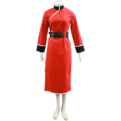 Gin Tama Kagura 4TH Cosplay Costumes Deluxe Edition
