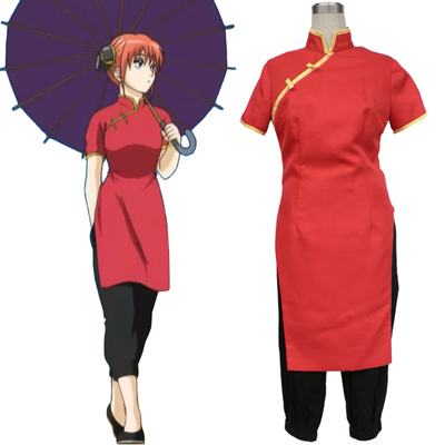 Gin Tama Kagura 7 Cosplay Costumes NZ