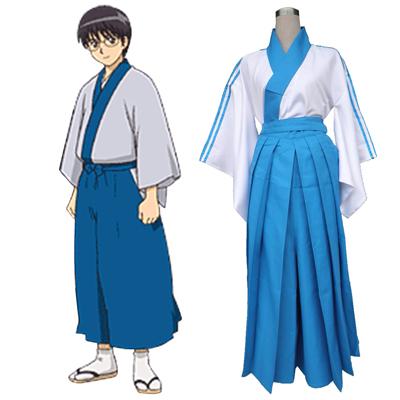 Gin Tama Shimura Shinpachi 1ST Costumes