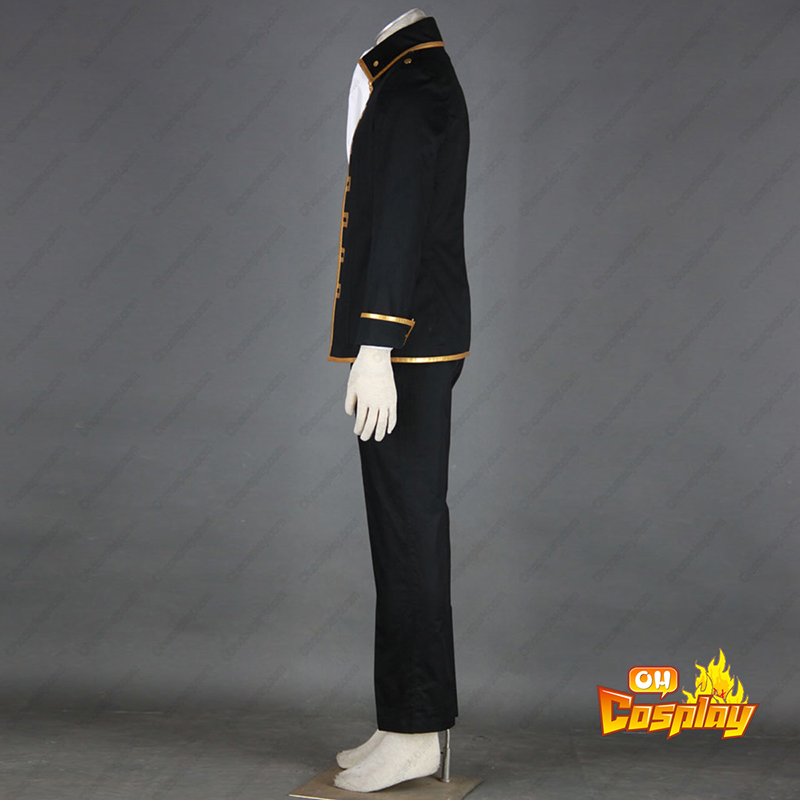 Gintama Shinsengumi Captain Traje Cosplay