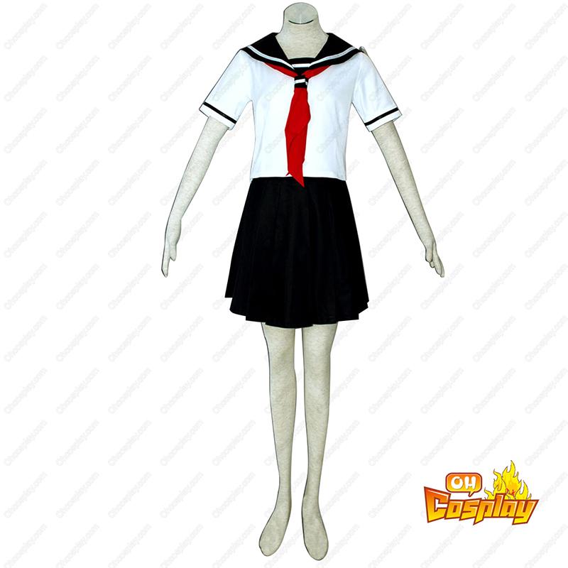 Hell Girl Enma Ai 3 Καλοκαίρι Sailor Κοστούμια cosplay
