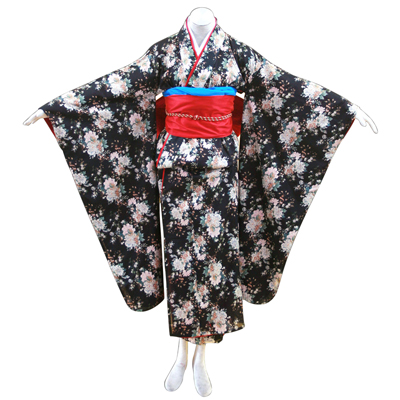 Hell Girl Enma Ai 1ST Cosplay Costumes