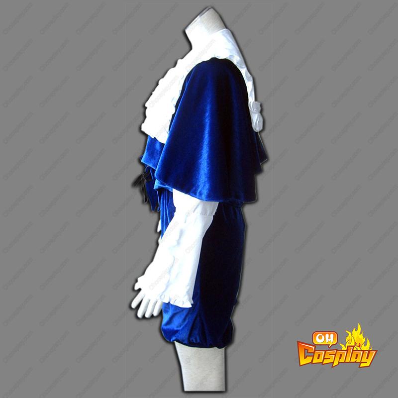Rozen Maiden Souseiseki Κοστούμια cosplay