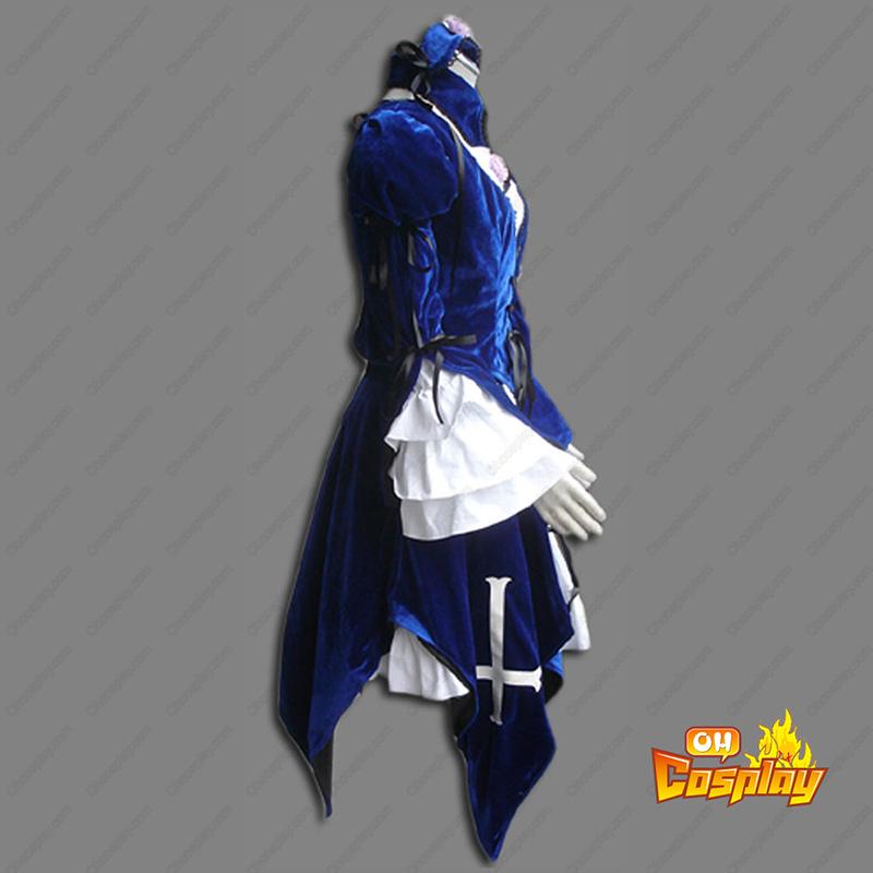 Rozen Maiden Suigintou 1 Κοστούμια cosplay