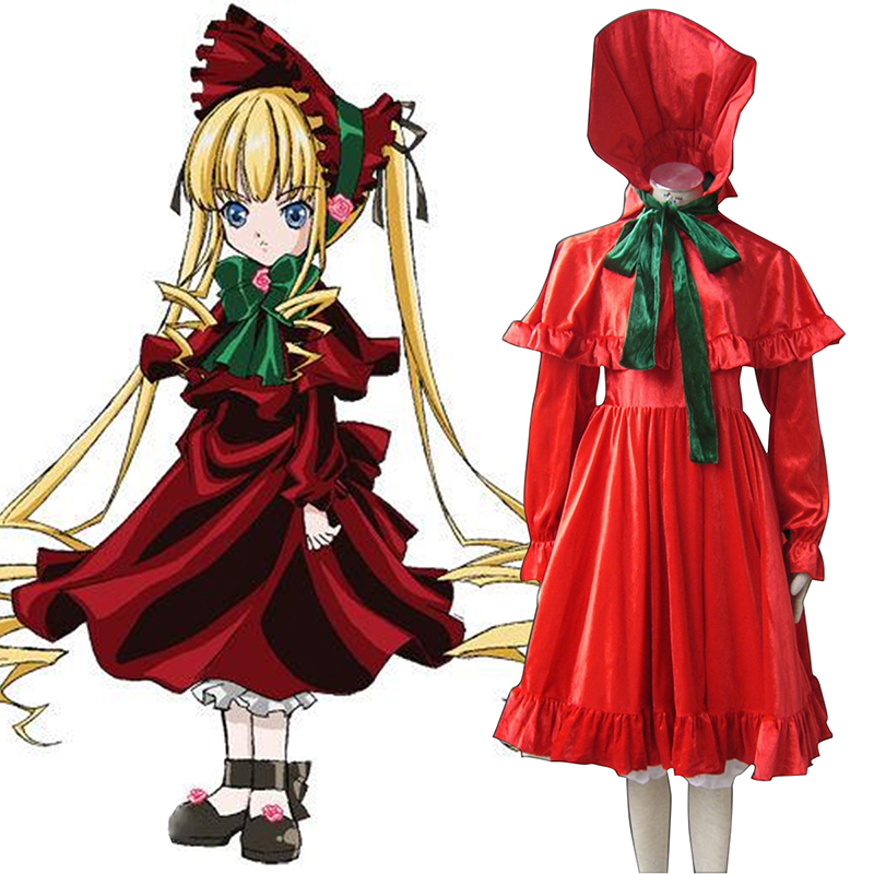 Rozen Maiden Shinku Κοστούμια cosplay