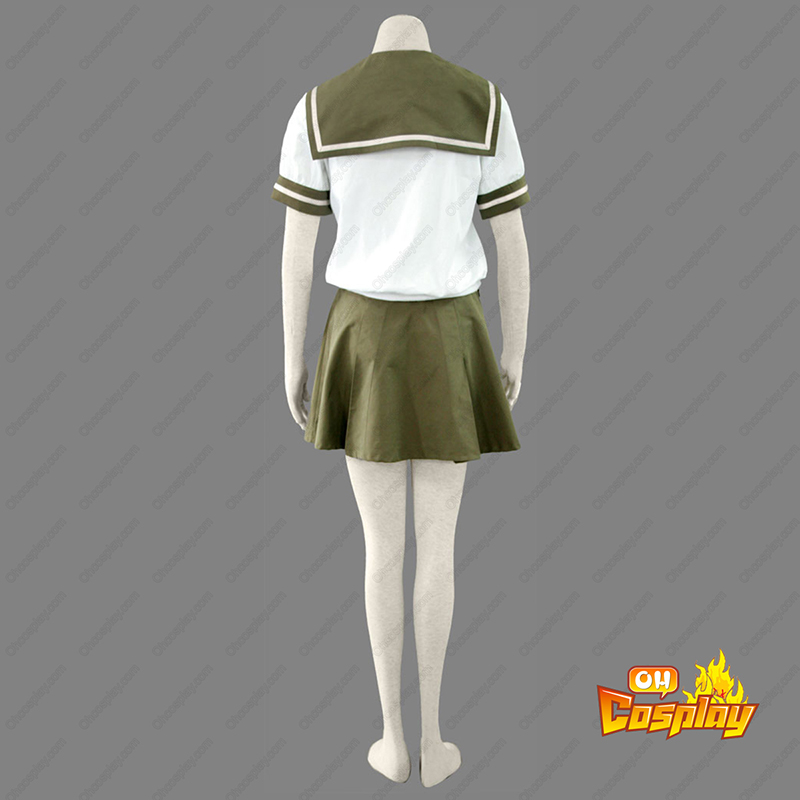 Shakugan no Shana Shana 1 Sommer Sailor Cosplay Kostymer