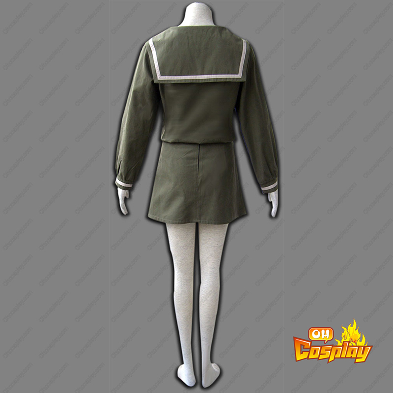 Shakugan no Shana Shana 2 Χειμώνας Sailor Κοστούμια cosplay