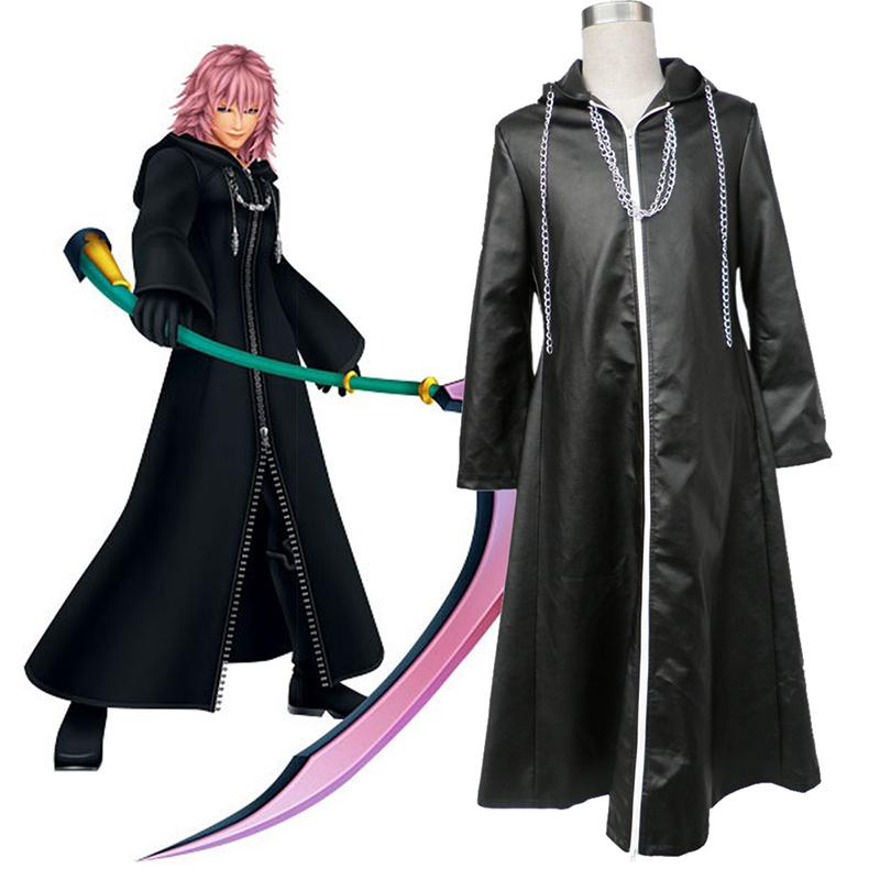 Kingdom Hearts Organization XIII Marluxia 2 Κοστούμια cosplay