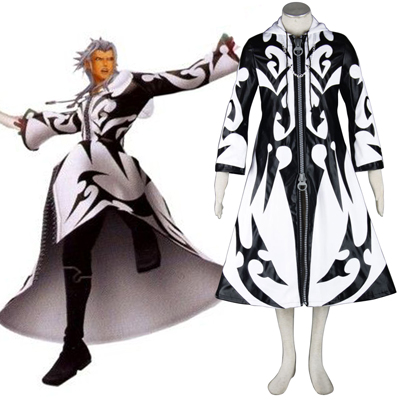 Kingdom Hearts Xemnas 1ST Cosplay Costumes