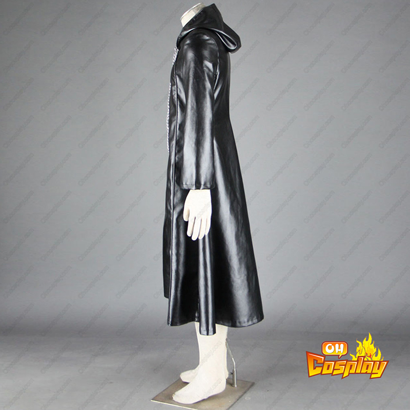 Déguisement Costume Carnaval Cosplay Kingdom Hearts Organization XIII 3 Roxas