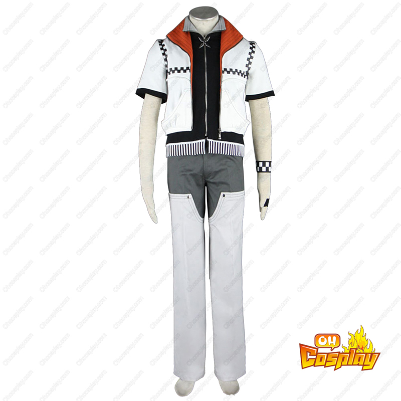 Déguisement Costume Carnaval Cosplay Kingdom Hearts Roxas 1