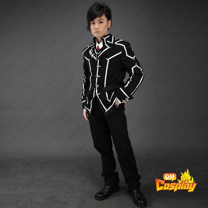 ヴァンパイア騎士 Day Class 黒 男性 スクール ユニフォーム コスプレ衣装