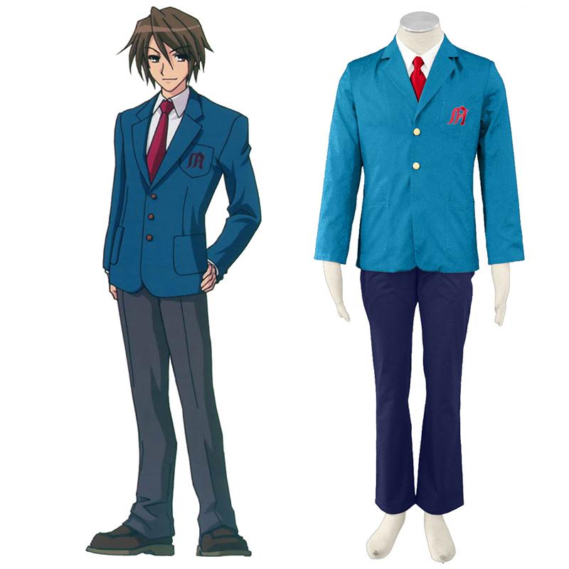Haruhi Suzumiya Kyon 1 Κοστούμια cosplay