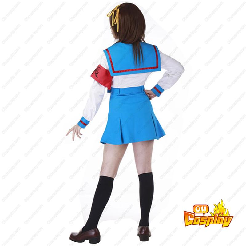 Haruhi Suzumiya Suzumiya Haruhi 1 Cosplay Kostymer