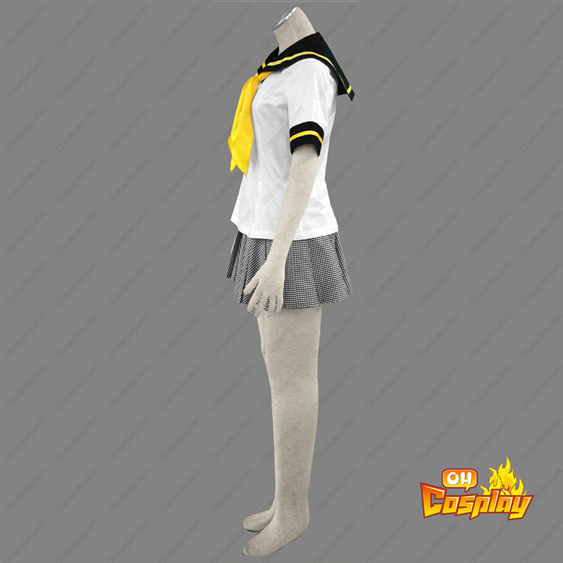 Shin Megami Tensei: Persona 4 Chie Satonaka 1 Κοστούμια cosplay