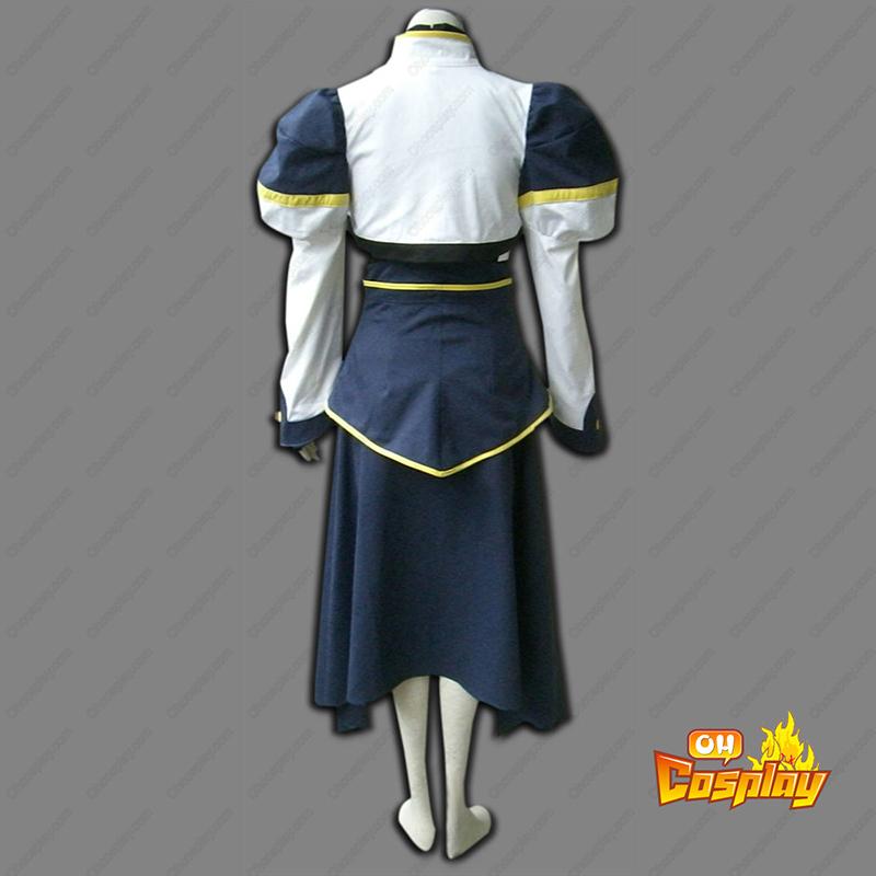 Magical Girl Lyrical Nanoha Hayate Yagami Κοστούμια cosplay