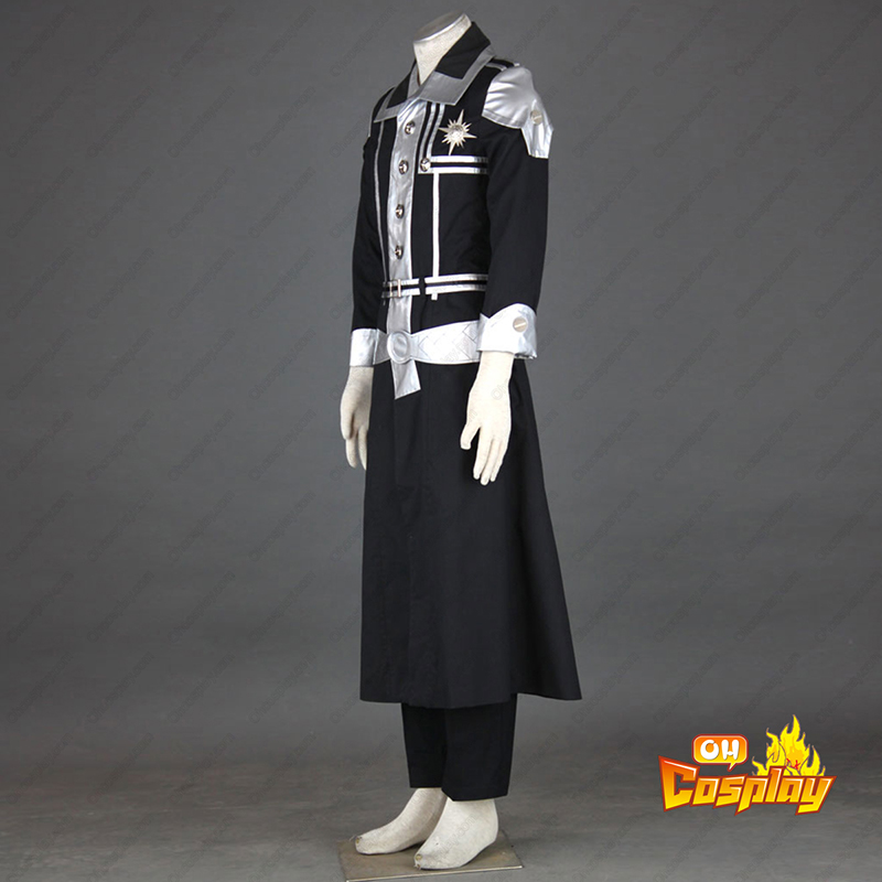 D.Gray-man Yu Kanda 1 תחפושות קוספליי