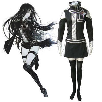 D.Gray-man Lenalee Lee 1ST Cosplay Costumes Deluxe Edition