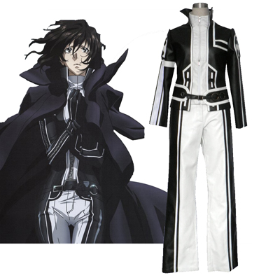 D.Gray-man Miranda Lotto 2ND Cosplay Costumes Deluxe Edition