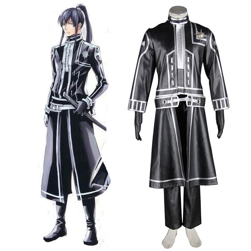 D.Gray-man Yu Kanda 2 Κοστούμια cosplay
