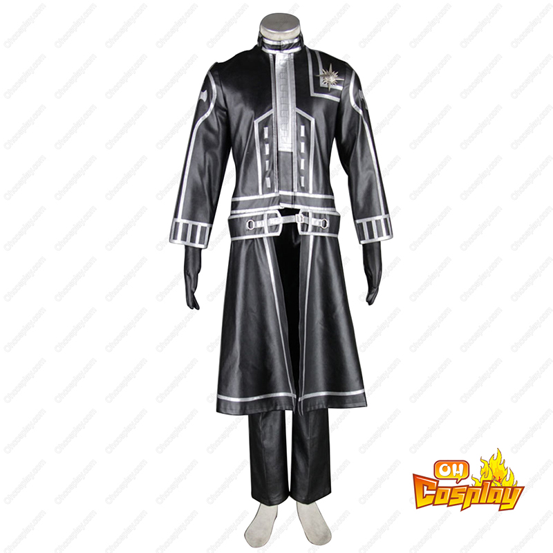 D.Gray-man Yu Kanda 2 Cosplay Kostymer