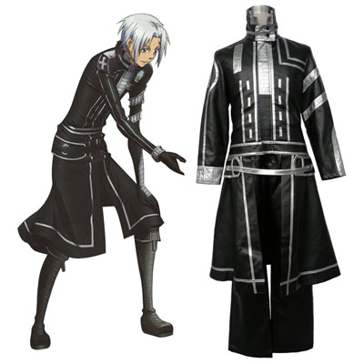 D.Gray-man Allen Walker 2ND Cosplay Costumes Deluxe Edition
