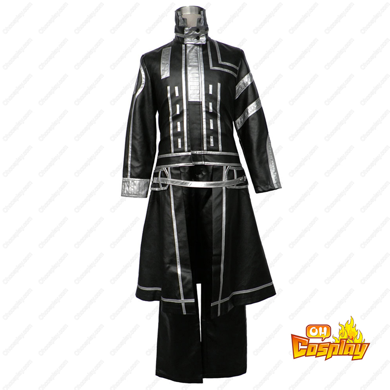 D.Gray-man Allen Walker 2ND Cosplay Costumes