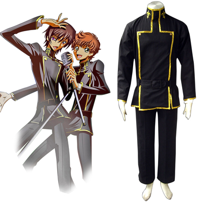 Code Geass Lelouch Lamperouge 1 Traje Cosplay