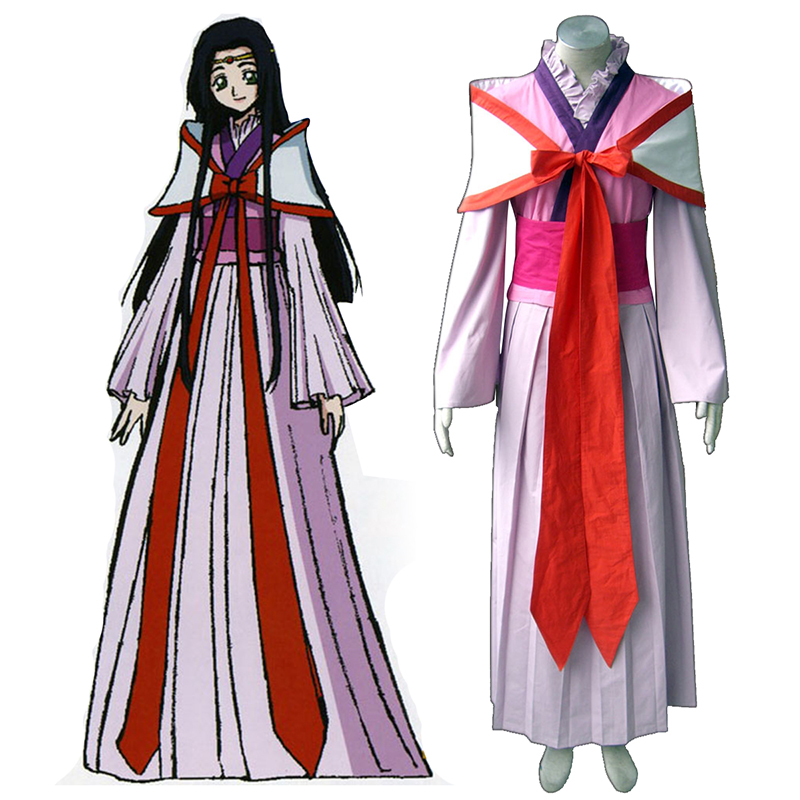 Code Geass Sumeragi Kaguya Κοστούμια cosplay