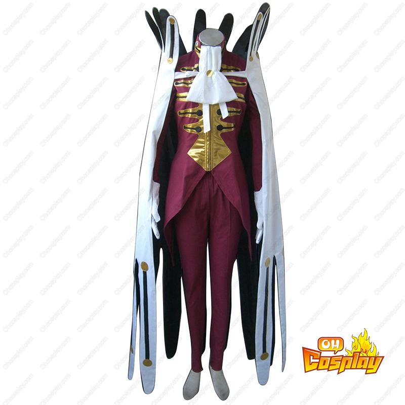コードギアス 反逆のルルーシュ Koneria·Ri·Buritania コスプレ衣装