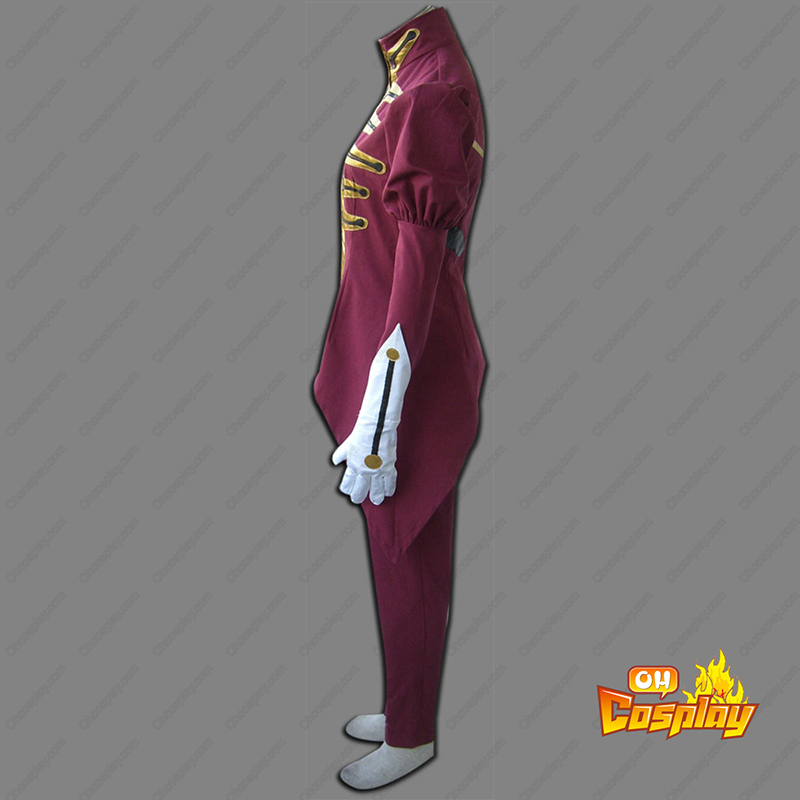 Code Geass Koneria·Ri·Buritania Κοστούμια cosplay