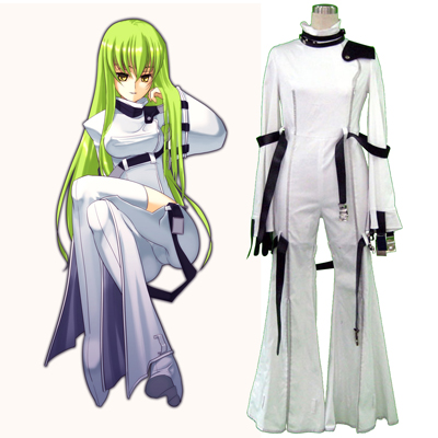 Disfraces Code Geass C.C. 1 Cosplay