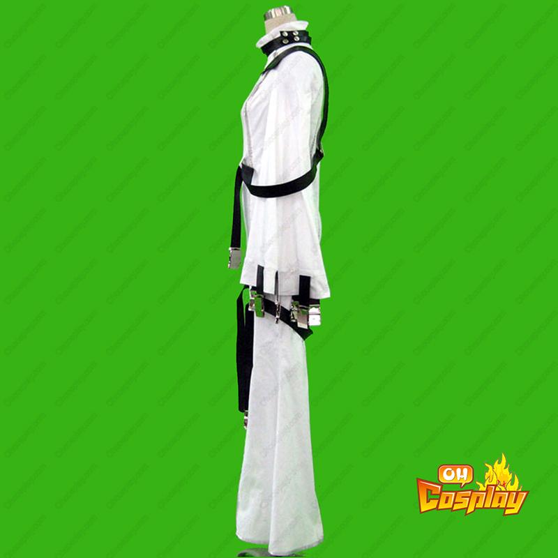 Code Geass C.C. 1 Cosplay Kostymer