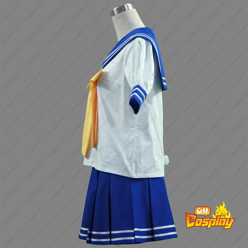 Déguisement Costume Carnaval Cosplay Lucky☆Star Hiiragi Kagami 1